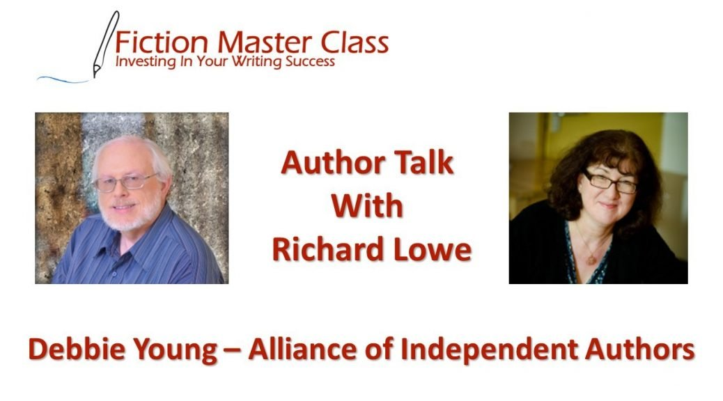Author Talk With Richard Lowe Debbie Young Alliance of Independent Authors