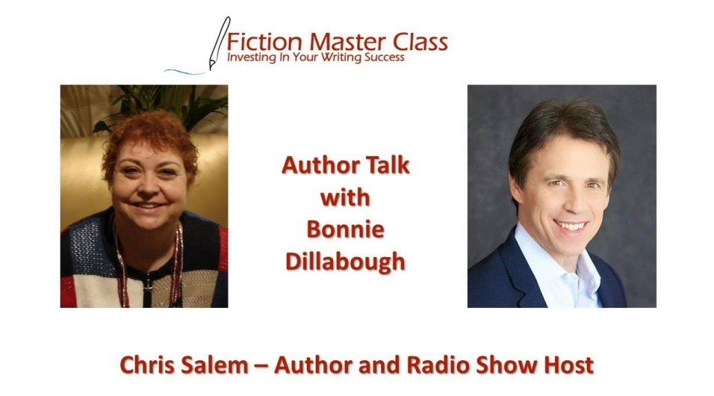Author Talk with Bonnie Dillabough Chris Salem